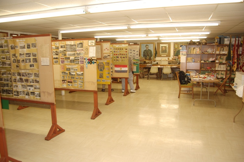 Так виглядає кімната музею в Клівленді