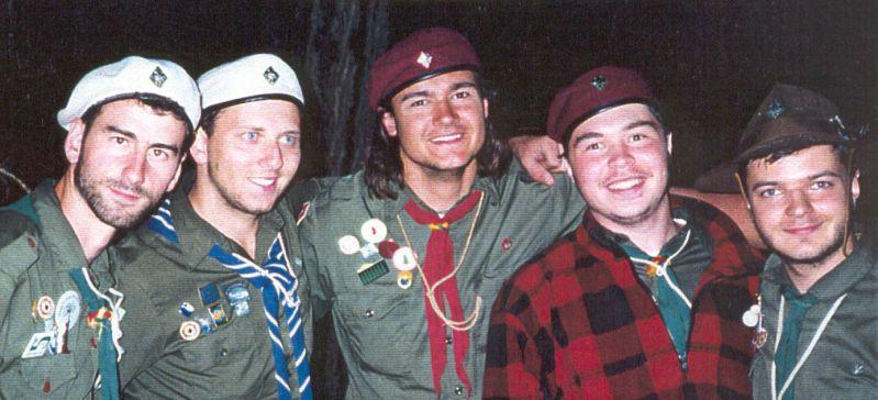 Лісова Школа 1996 США