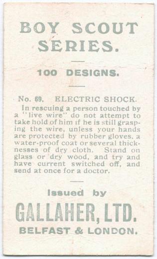 Цікаві поради: удар електричним струмом