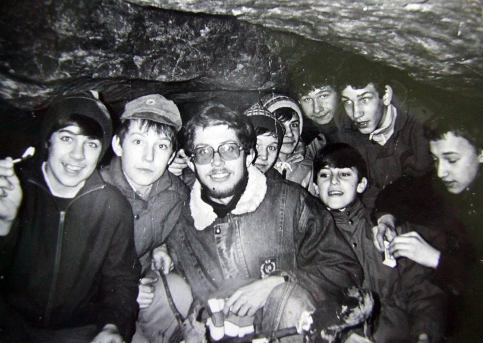 Курінь ім. Івана Сірка, курінна мандрівка в Медові Печери