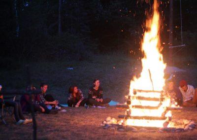 Пластовий табір в Німеччині 2013