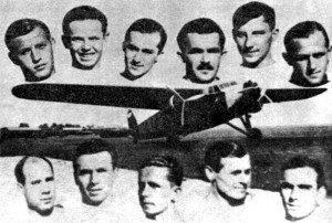 СК «Русь» (Ужгород) — команда «літаючих вчителів», чемпіон Словаччини 1936 року