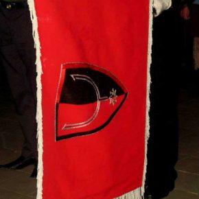 Посвячення прапора старшопластунського куреня ОЗО 17 листопада 2008 р.