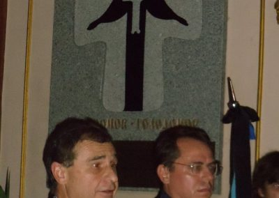 Відзначення 80-ліття Голодомору, Буйнос-Айрес, Аргентина 23 листопада 2013