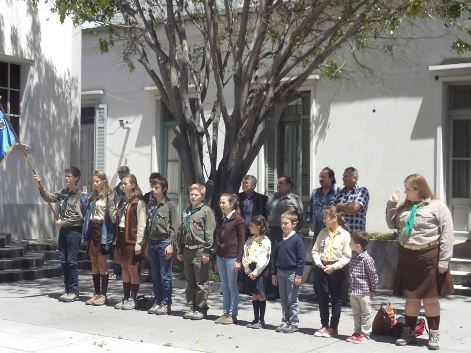 """Відзначення Листопадового чину та презентація """"Срібної Землі"""" в Буйнос Айресі"""
