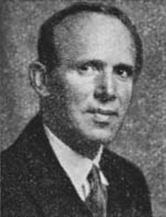 Співзасновник МВБУ Євген Вировий (Наріжний С.: Українська еміграція. Прага, 1942)