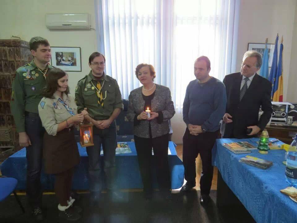 Бухарест, у Союзі українців Румунії