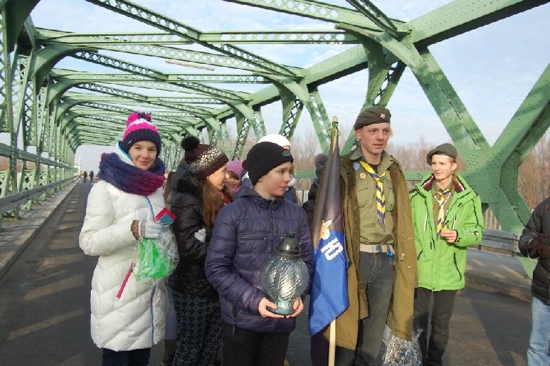 Луцькі пластуни отримали ВВМ від польських скаутів