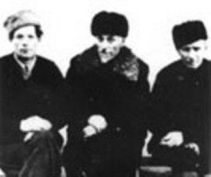 Йосип Бакай, Йосип Сліпий, Дмитро Кузьменчук