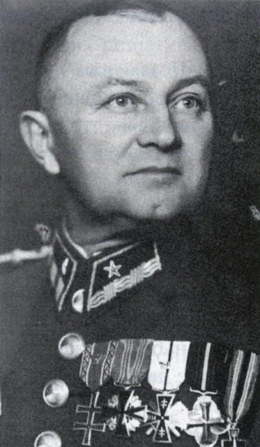 Полковник Армії УНР Сергій Єфремов
