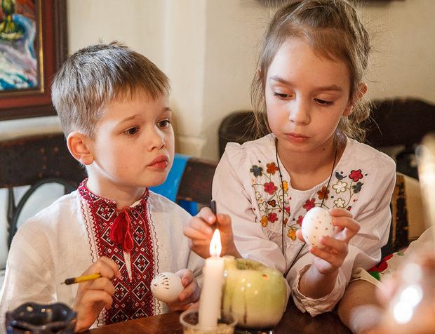 Писанкарський майстер-клас в Ужгороді