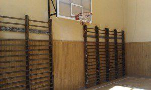 Спортивний зал - місце, де засідав Сойм Карпатської України