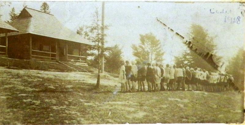 Пластова оселя Сокіл, 1928