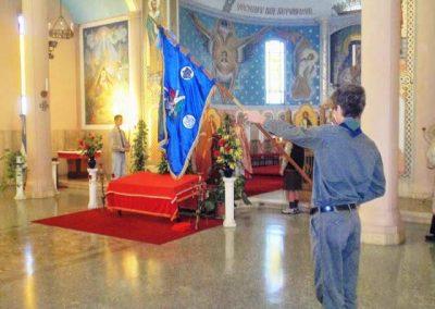 Добре діло до свята Паски пластунів в Аргентині