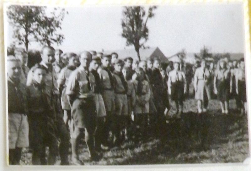 Ювілейна Пластова Зустріч з нагоди 35-ліття Пласту, Аусгбург, 1946