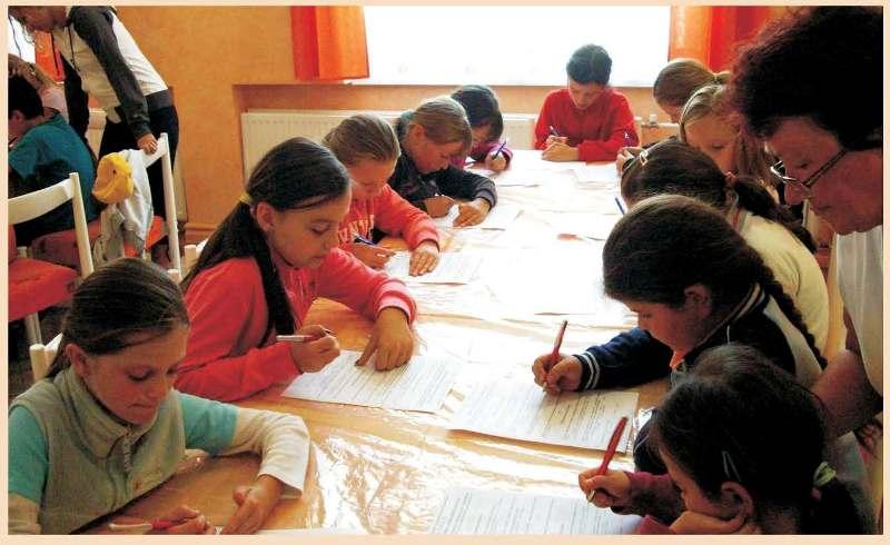 Заключна анкета-іспит з літньої школи українознавства