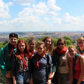 Учасники зустрічі з Польщі, Словаччини, України та Чехії