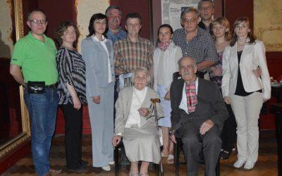 90-ліття Богуслави Гринів – тричі по 30…