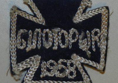 Відзначка з табору 1958