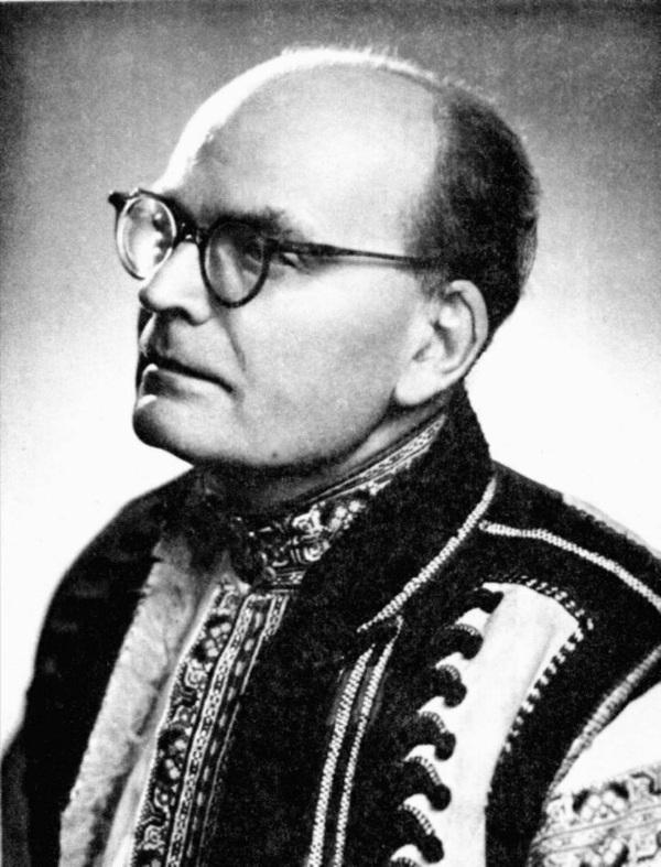 Гренджа-Донський Василь, громадський діяч, письменник, пластун
