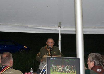 Святкування 50-ліття Лісової Школи в США. Фото - пл.сен. Маркові Пілецькому (ЛШ-79)