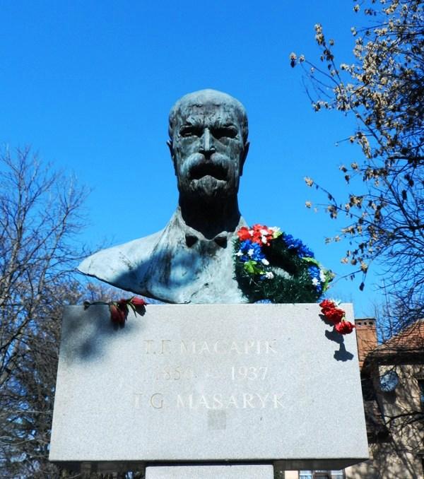 Томаш Масарик: молодь і політика