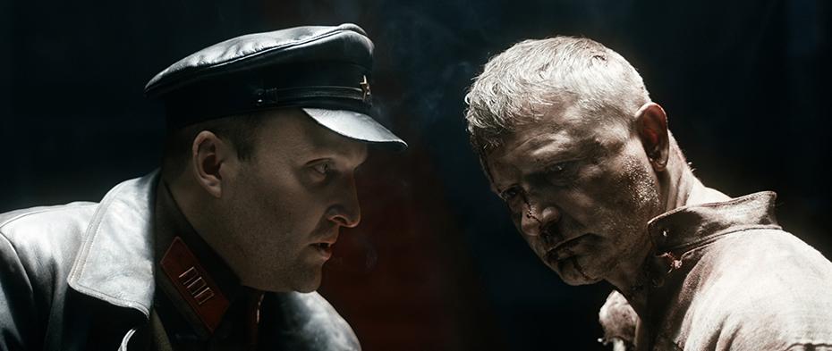 """Кадр з фільму """"Поводир"""""""