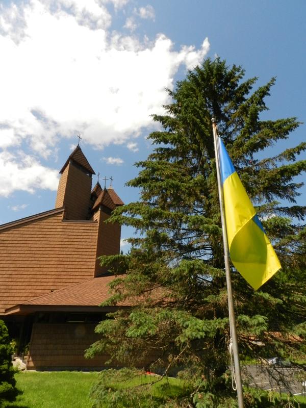 Союзівка - українська церква