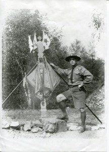 Роберт Лісовський, Фото можливо 1934 р.