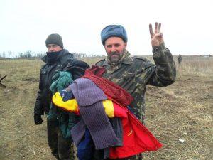 Карлівка. Допомога воякам АТО від тернопільських волонтерів