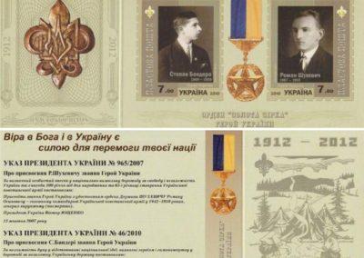 Степан Бандера - пластун-герой
