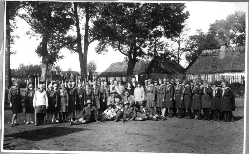 Рогатин, 1920-ті роки, фото з архіву Головацької-Петрів