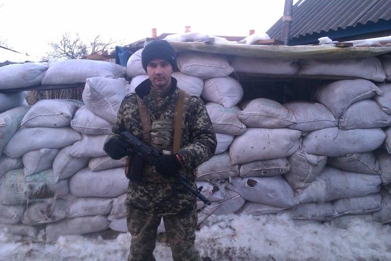 Пластун Богдан Братасюк: це було свідоме рішення – іти захищати Батьківщину
