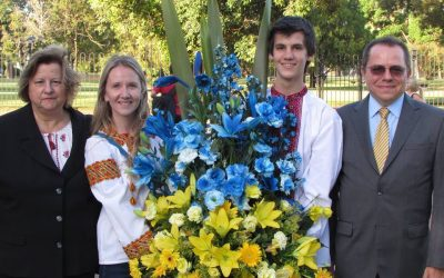 Аргентинські пластуни відзначили День Соборності України