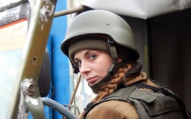 Пластунка Наталія Коцкович: Я приїхала в «Азов» не розважатись, а воювати