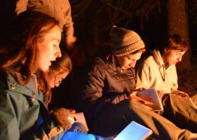 «Час служби, час свободи» - Крайовий літний табір УПЮ в Аргентині 2014-2015