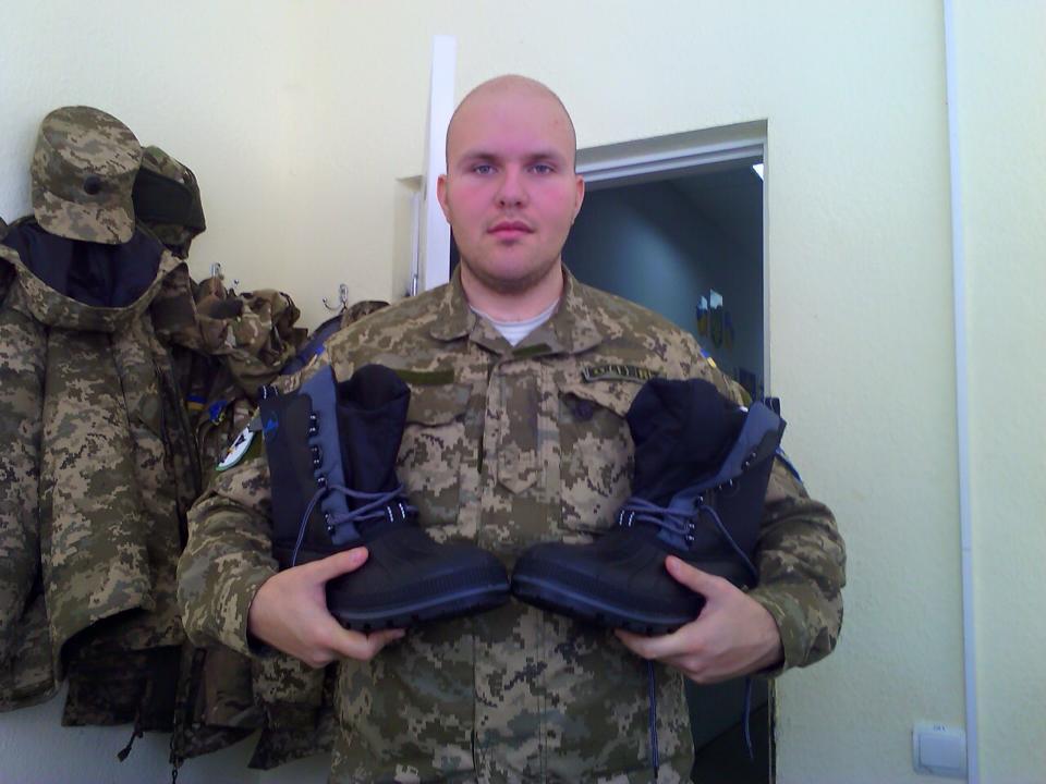 Чергова допомога воякам в зоні АТО