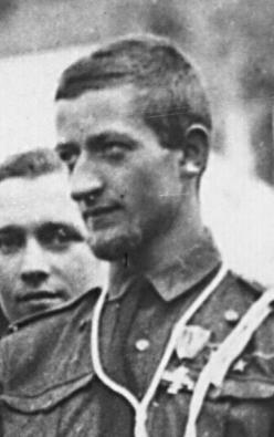 Володимр Янів, Сокіл, 1929