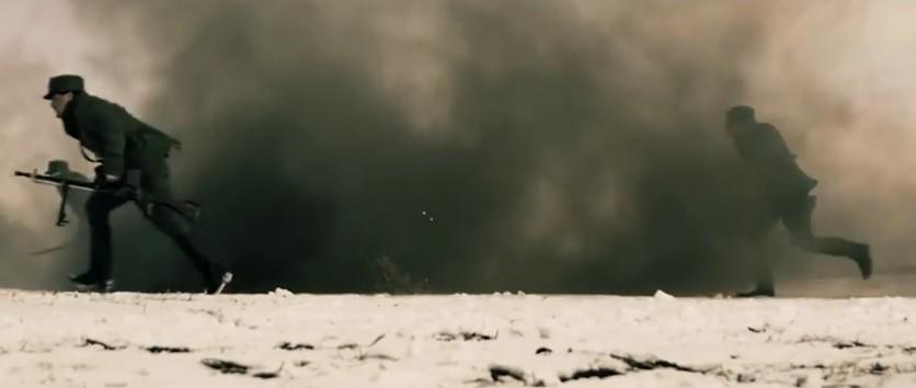 Кадр з фільму Срібна Земля, 2012, режисер Тарас Химич