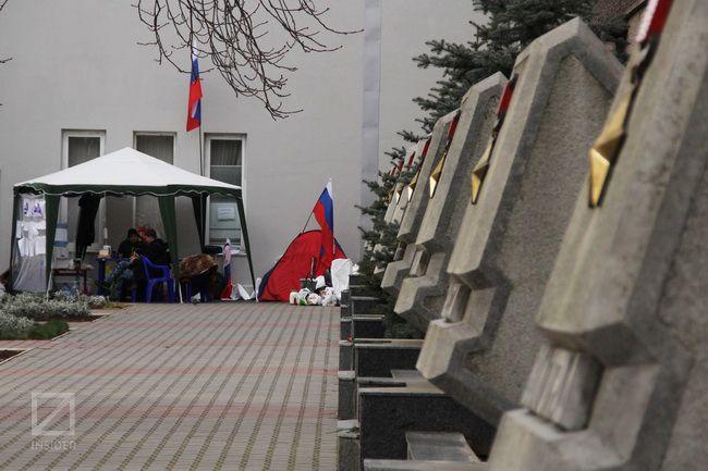 Севастополь у дні анексії. Фото: Віктор Гурняк, Insider