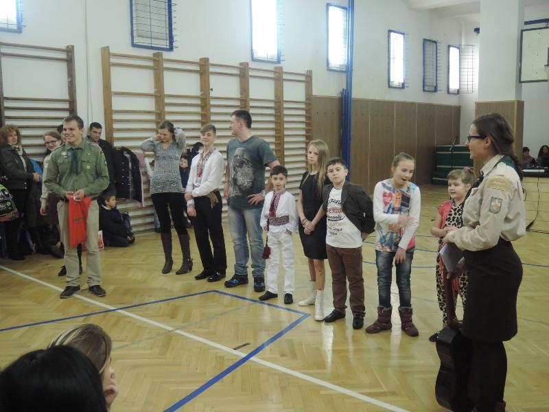 Свято св. Миколая в Українській суботній школі ЕРУДИТ у Празі