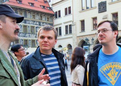 Прогулянка Прагою