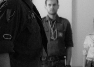 Закриття вишколу виховників у Празі, 26 квітня 2015