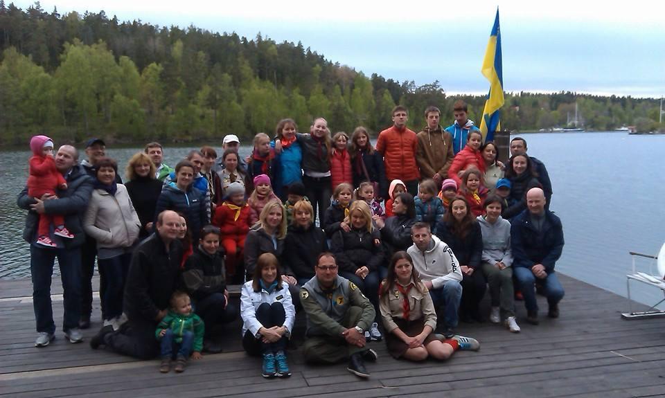 Перше Свято Весни шведських пластунів, 2015