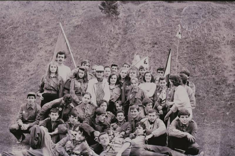"""Перші спроби відновлення """"Пласту"""" – 1988 рік"""