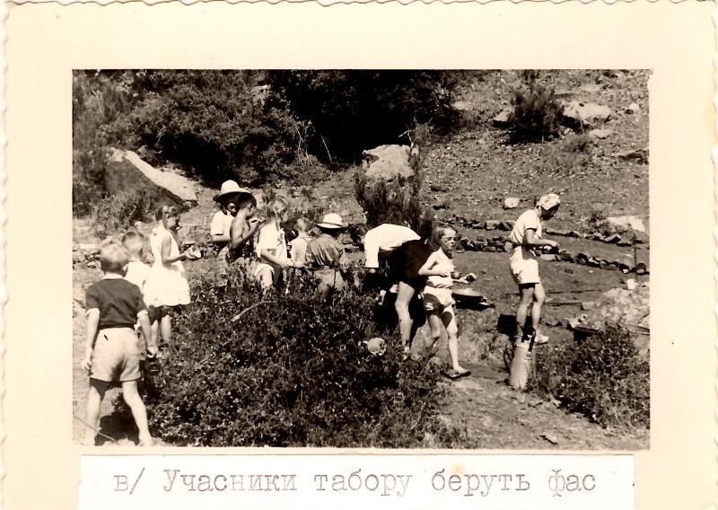 """Учасники табору """"Аін-Керма"""""""