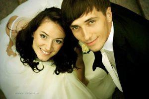 Віктор з дружиною