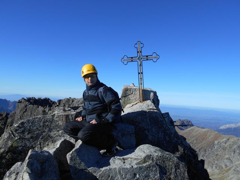 Сходження на Герлах, Високі Татри, Словаччина, 2 жовтня 2015