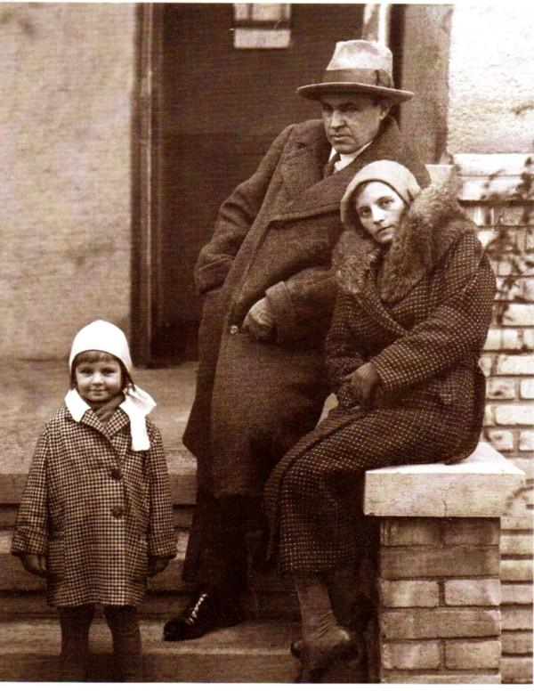 Родинне фото, Прага, 1931