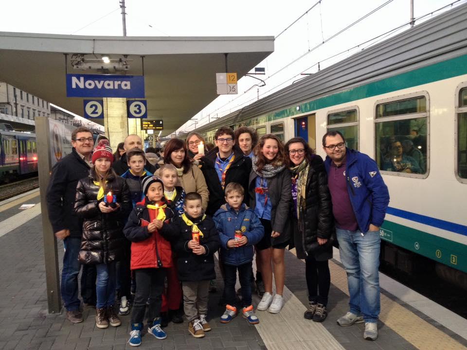 ВВМ в Новарі, Італія